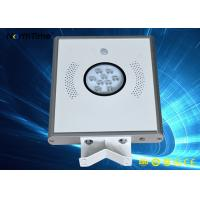 Wholesale LED Solar Street Lights 4 Rainy Days Discharge Time , 8W solar parking lot lights from china suppliers