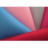 Wholesale 1680d PVC Coated Polyester Mesh Fabric , Plastic Coated Fabric from china suppliers