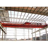 Wholesale Industrial Double Beam Overhead Crane , Electric Overhead Travelling Crane from china suppliers