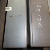 Wholesale Galvanized Q345B Carbon steel Flat Bar with Flat Surface for building construction from china suppliers