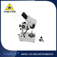 Wholesale Strong sense of three dimensional Gemological Microscope Generation 3rd from china suppliers