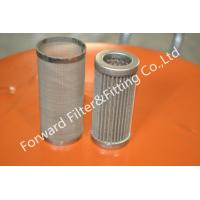 Wholesale High Strength Stainless Steel Filter Mesh Cartridge Tube Oil Return from china suppliers