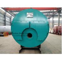 Wholesale Low Pressure Oil Powered Boiler 1.0-2.5 Mpa For Food Processing Plant from china suppliers