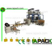 Wholesale Automatic Packing Line Equipment PLC Feeding With Touch Screen from china suppliers