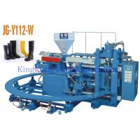 Wholesale Automatic Plastic Shoes Making Machine For PVC Rain Shoes / Gumboots from china suppliers