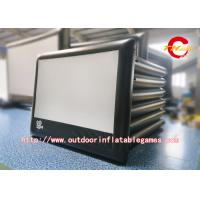 Wholesale Billboard Advertising Inflatable Outdoor Movie Screen / Air Movie Screen Oxford Cloth from china suppliers