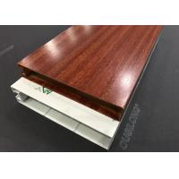 Wholesale Sound Absorption Hanging Acoustic Baffle Panels Strip Width 35mm from china suppliers