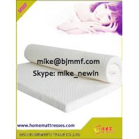 Wholesale single memory foam mattress topper from china suppliers