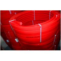 Wholesale Red Transmission Polyurethane Flat Belt Low Compression Set Industry Textile Machines from china suppliers