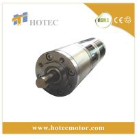 52mm Planetary Gear Reducer High Torque Low Speed Dc Motor