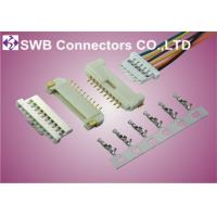 Wholesale Single Row 1.25 mm Pitch Connector Locked Wire To Board SMT Terminal from china suppliers