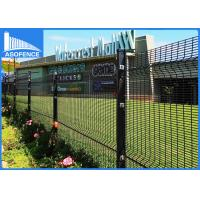 Wholesale Anti - Cutting Clearvu Security Fence For Sports Field And Agriculture from china suppliers