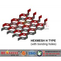 Wholesale 304 Hexagonal Mesh, Hexsteel, Hex Mesh for Refractory  Flue Gas Lines from china suppliers