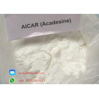Wholesale Effective Fat Burning AICAR Acadesine SARMs Steroid for Muscle Endurance AMPK Activator from china suppliers