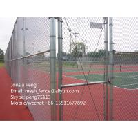 Wholesale Hot sale stadium high security chain link fence from china suppliers