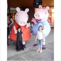 Wholesale Peppa pig Entertainment mascot,Plant mascot,trade show mascot,customize mascot,pig,peppa from china suppliers