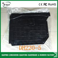 Wholesale DH55 Excavator Parts Rubber Pickup Floor Mats For Excavator Cabs from china suppliers