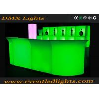 Wholesale Plastic Green Battery Operated Luminous Light Bar Counter For Hotel Resorts from china suppliers
