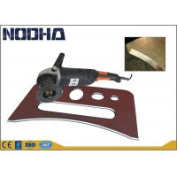 Wholesale X Type Shaped Handheld Milling Machine With Various Beveling Angle from china suppliers