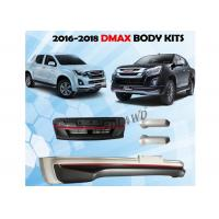 Buy cheap Auto Body Kits Bumper For Isuzu D'max Ute 2016-2018 Front Bumper Guard from wholesalers