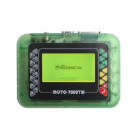 Quality MOTO 7000TW  Universal Motorcycle Scan Tool V8.1 Version Support Reset Key Systems for sale