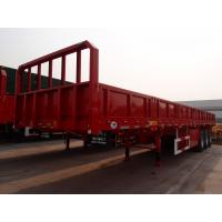 Buy cheap 3 axles  fence trailer  90ton semi trucks cargo semi trailer  - CIMC from wholesalers