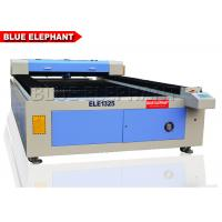 Wholesale 1300 * 2500mm Co2 Fabric Laser Engraving And Cutting Machine For Metal , Fabric , MDF from china suppliers