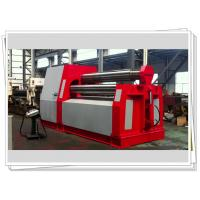 Wholesale CNC Control  Wind Tower Production Line Hydraulic 4 Roller Rolling Machine from china suppliers