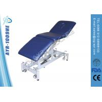 Wholesale Portable Folding Hydraulic Medical Massage Table With Three Divided Part from china suppliers