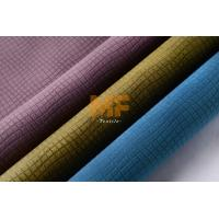 Wholesale Oil Repellent Upholstery Textured Velvet Fabric 4 - 5 Grade Color Fastness from china suppliers