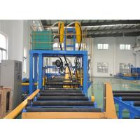 Wholesale Preceding Submerged Arc Welding Machine / Pull Through Welder For H Beam Horizontal Production Line from china suppliers