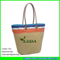 Wholesale seagrass straw beach bag totes from china suppliers