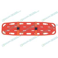 Wholesale Firmness PE spine board with safe belts with no discharge contaminator from china suppliers