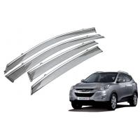 Wholesale Customize Front Rear Car Window Visors for Hyundai Tucson IX35 2009 2010 2011 2012 from china suppliers