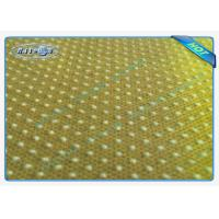 Wholesale Good Strength Anti Slip PP Spunbonded Non Woven Fabric with PVC Dots from china suppliers