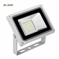 Wholesale Led Flood light outdoor lights 20W AC 110V 1200LM 20LED SMD 5730 IP65 Floodlights For street Square Highway Wall billboa from china suppliers