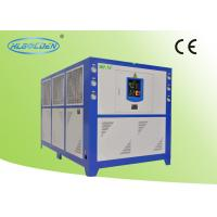 Wholesale Scroll Type Industrial Water Chiller / Ac Chiller 5HP With Water Tank And Pump from china suppliers