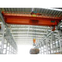 Wholesale Prefab Industrial Steel Buildings Pre-engineered Building With Cranes Inside from china suppliers