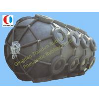 Wholesale Marine Pneumatic Rubber Fender , High Strength Inflatable Boat Fenders from china suppliers