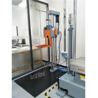 Buy cheap ISO Free Fall Lab Drop Tester For Package Test With Automatic Pneumatic Interlocks from wholesalers
