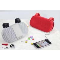 Wholesale Custom EVA Outdoor Portable Bike Speakers Bag Output 6 Watt 4Ohm Resistance from china suppliers