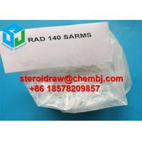 Quality Oral SARM RAD-140 CAS 118237-47-0 Pharmaceutical Raw Material steroids for sale