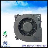 Wholesale High Speed 4.7inch 5  / 7 Blade DC Centrifugal Fan for Air Conditioner / MDBS from china suppliers