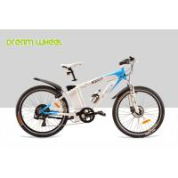 Wholesale Aluminum Electric Bicycle 350W MTB Style Mountain Bikes 25Km - 32Km / H from china suppliers