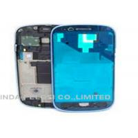 Wholesale Blue White Samsung S3 LCD Display, 72.5 Mm * 142 Mm Galaxy S3 Screen And Digitizer from china suppliers