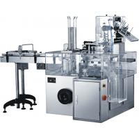 Wholesale GMP Standard 0.75KW Automatic Cartoning Machine For Food / Cosmetic Industry from china suppliers