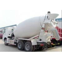 Wholesale Sinotruk HOWO 6X4 6m3 290HP Mixer Concrete Truck With Large Capacity 8 CBM from china suppliers
