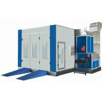 Wholesale Industrial Stoving Varnish Autobody Spray Booth 0.25m/s Spray Bake Oven from china suppliers