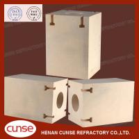 Wholesale Zircon Mullite Brick for the Erosion Parts of Glass Kiln from china suppliers