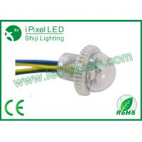 19mm hole 26mm 3led rgb pixel light